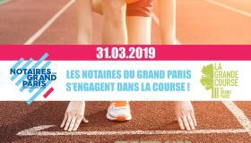 La GRANDE COURSE DU GRAND PARIS | Dimanche 31 mars 2019