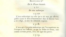 Le Code civil