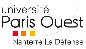 L'université de Paris-Ouest Nanterre La Défense