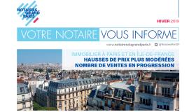 Votre Notaire Vous Informe | Hiver 2019