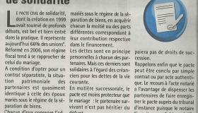Chambre De Versailles Le Pacs Pacte Civil De Solidarite