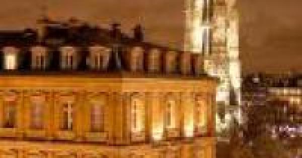 Chambre de paris organisation et rôle de la chambre