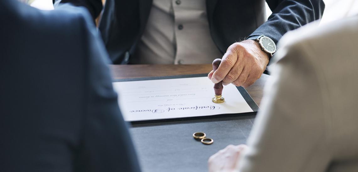 Le divorce par consentement mutuel sans juge : quand s'applique-t-il ?