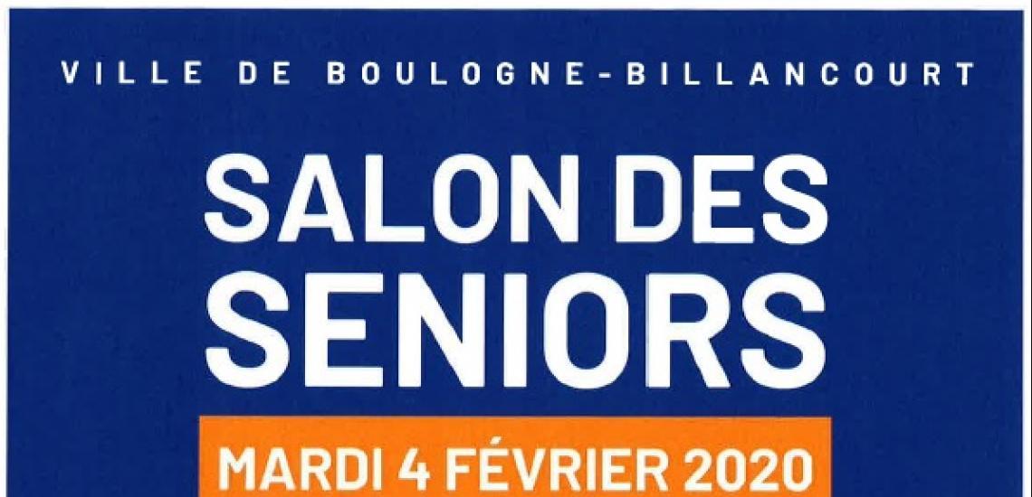 Mardi 4 février 2020, les notaires des Hauts-de-Seine donnent des consultations gratuites au Salon des Seniors.
